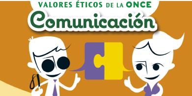 Dibujo referido al valor Comunicación