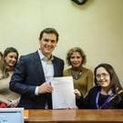 Albert Rivera presenta un proposición de ley contra la esterilizaciones forzosas
