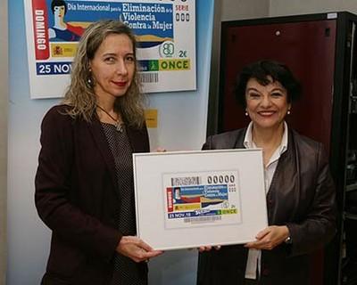 Patricia Sanz y Soledad Murillo