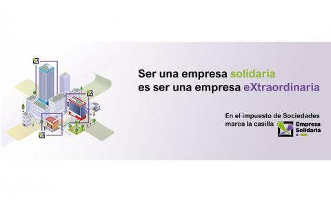 Logo X Empresas solidarias