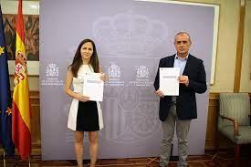 Belarra y Poyato muestran el acuerdo