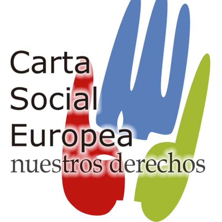 Logo de la Carta Social Europea