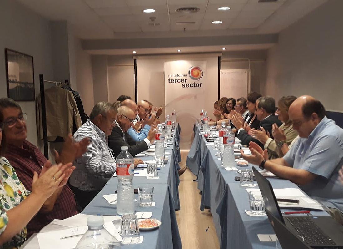 Comité de Coordinación Territorial en su primera reunión