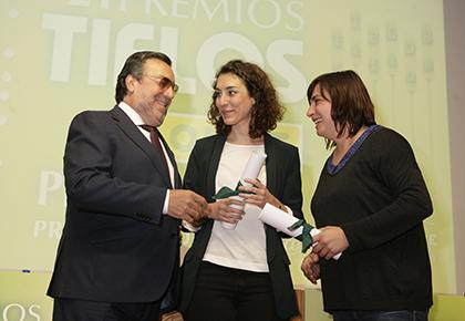 Entrega Premios Tiflos de Televisión 2019