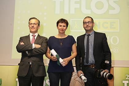 Entrega Premios Tiflos Periodismo Digital 2019