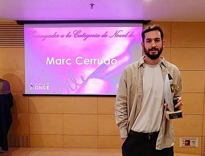 Marc Cerrudo, ganador del Roc Boronat