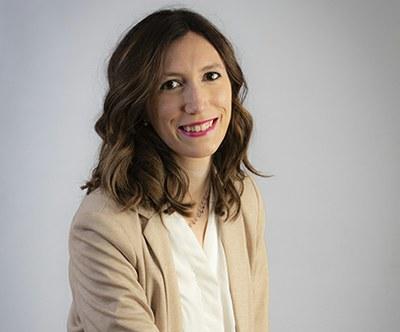 Foto de archivo de Iris Alemán, nueva directora de la ONCE de Ibiza y Formentera