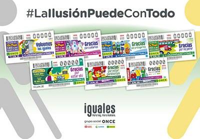 Serie completa cupones #LaIlusiónPuedeConTodo