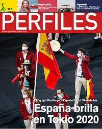 Portada revista Perfiles septiembre 2021