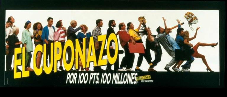 """Imagen del spot """"El Cuponazo"""""""