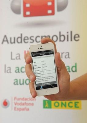 Aplicación AudescMobile