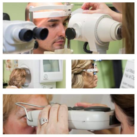 colalge revisiones oftalmológicas