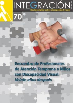 Cubierta del número 70 de la revista Integración