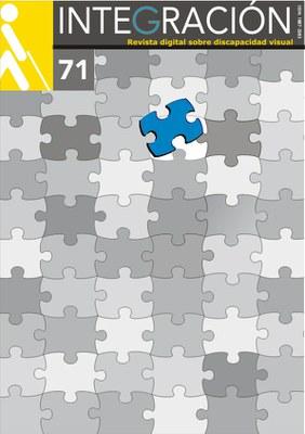 Cubierta del número 71 de la revista Integración.
