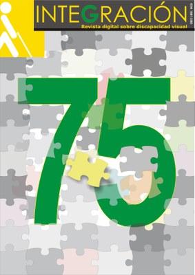 Cubierta del número 75
