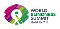 Logo de World Blindness Summit 2021