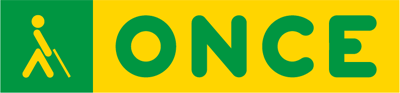 Logotipo de la Web de la ONCE.
