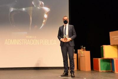Premio a la administración pública