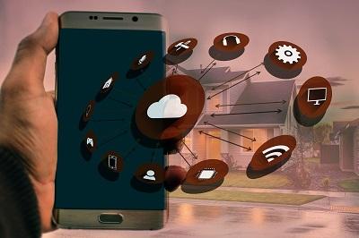 Domótica a través del móvil