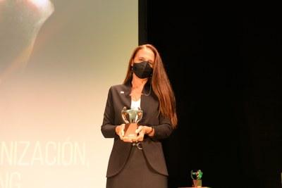 Premio a la FUndación Andrea