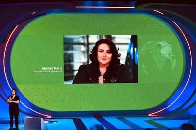 Intervención Helena Dalli