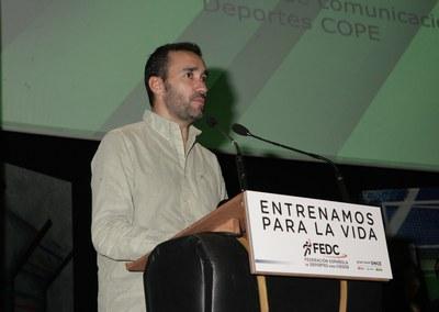 Intervención de Juanma Castaño