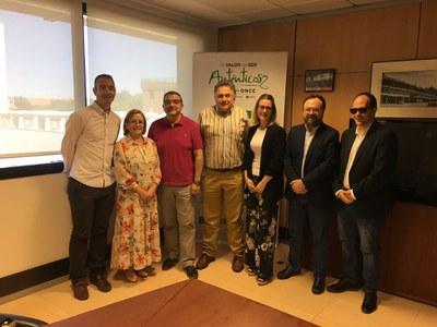 Jurado Premios Solidarios ONCE Castilla-La Mancha