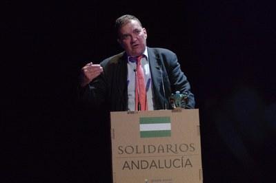 Pedro Luis Gómez recoge premio Diario SUR