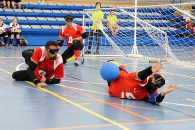 Selección masculina de goalball