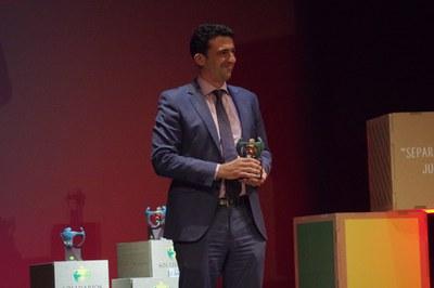 Premio entregado a UNEI