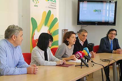 Firma del acuerdo entre FOAPS y el Govern Balear