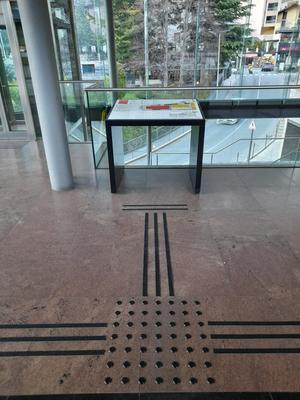 Centro convenciones accesible II