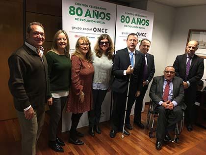 Jurado de los Premios Solidarios ONCE Comunidad de Madrid 2018