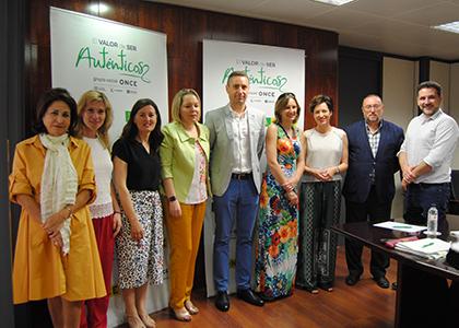 Jurado de los Premios Solidarios ONCE Aragón 2019