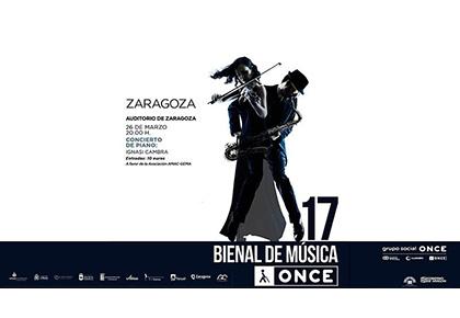Cartel publicitario de la actuación de Ignasi Cambra