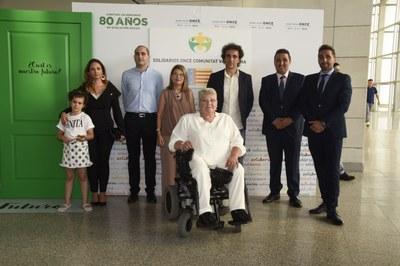 Premiados Solidarios ONCE CV 2018