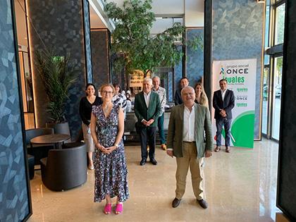 Jurado de los Premios Solidarios ONCE Comunidad Valenciana 2021