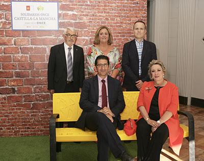 Jurado Premios Solidarios ONCE CLM 2019