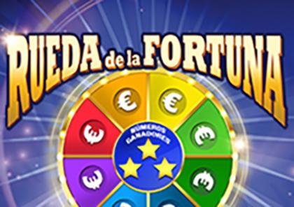 Logotipo del Rasca Círculo de Colores (Rueda de la Fortuna)