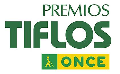 Imagen logotipo de Premios Tiflos