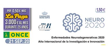 Cupón dedicado a Neuro 2020