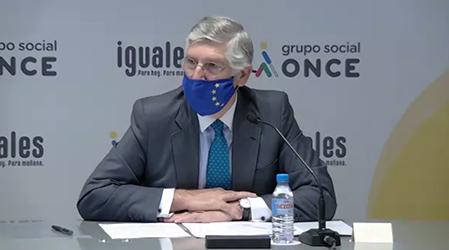 Intervención el Embajador de Portugal en España