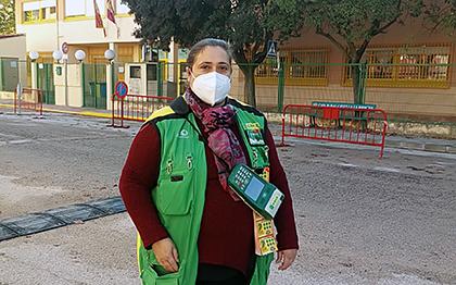 Mª José Ruiz Requena, vendedora que ha dado un Sueldazo en Albacete