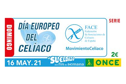 Cupón dedicado al Día Europeo del Celiaco