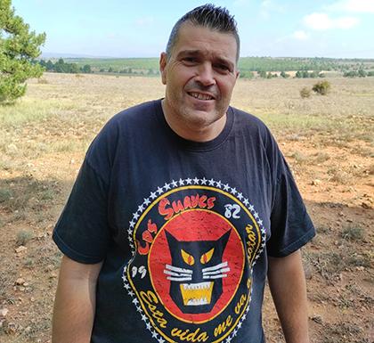 José García García, vendedor de la ONCE que ha dado más de 9 millones con el Cuponazo