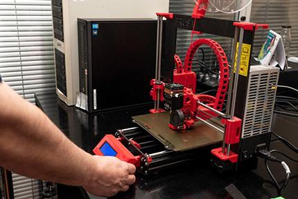 Imagen de Impresora en 3D