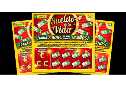 BOLETOS DE SUELDO DE TU VIDA WIN FOR LIFE