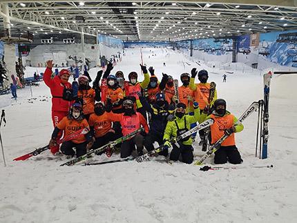 Equipo de Esquí de la FEDC