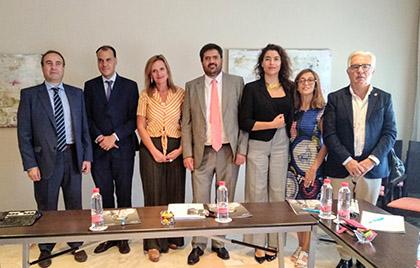 JURADO PREMIOS SOLIDARIOS ONCE EXTREMADURA 2019