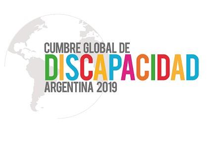 Cartel de la II Cumbre sobre Discapacidad